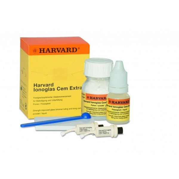 HARVARD Ionoglas Cem 35 g pulbere+20 ml lichid