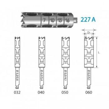 227A.204  KOMET freza trepan PCU