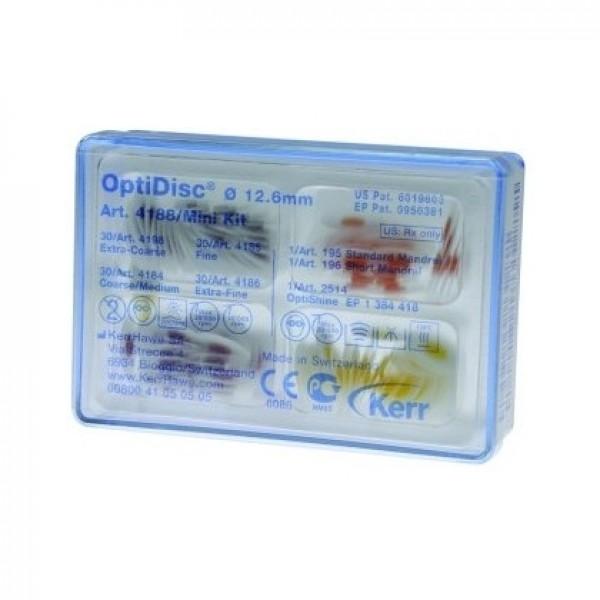 OptiDisc mini kit 120 buc Kerr