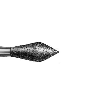 8899 KOMET freza diamantata oclusala/palatinala