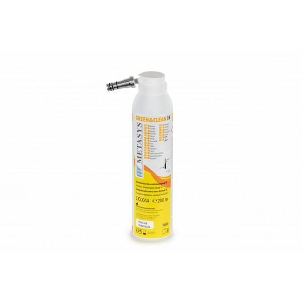 Green&Clean IK spray dezinfectant pentru turbine (cupla Kavo) Metasys