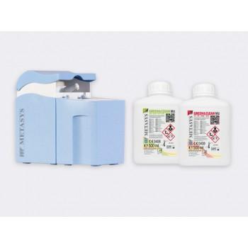 Green&Clean M2 INTRO KIT Metasys solutie pentru curatarea sistemelor de aspiratie/ separatoarelor de amalgam