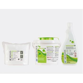 Green&Clean MT 2 Metasys