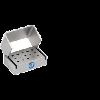 A100 KOMET cutie sterilizare freze aluminiu