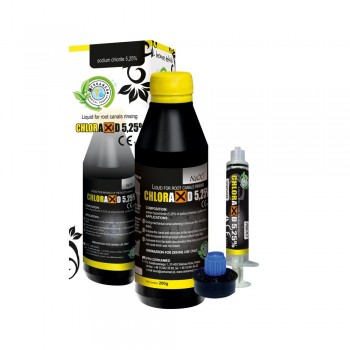 CHLORAXID 5,25% lichid pentru clatirea canalelor radiculare 400g 5+1 GRATIS