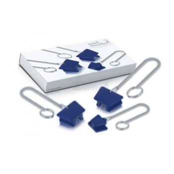 Depărtător bucal (silicon+metal)