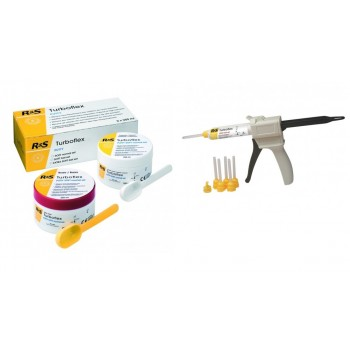 R&S Turboflex kit silicon de aditie