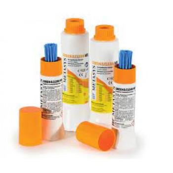 Green&Clean MB 500 ml solutie pentru curatarea vasului scuipatoare Metasys 2 buc + Green&Clean MB sticla dispenser cu perie gratuit