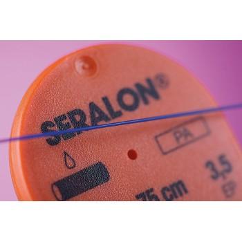 Fire sutura neresorbabile, poliamida Seralon