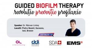 Guided Biofilm Therapy - revolutie, preventie, profilaxie