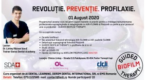 REVOLUȚIE. PREVENȚIE. PROFILAXIE. Curs teoretic și Hands-on