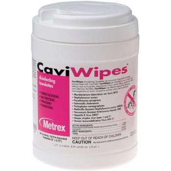 CAVIWIPES KERR servetele dezinfectante cutie 160 buc 5+1 Gratuit