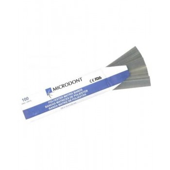 Benzi abrazive poliester Microdont