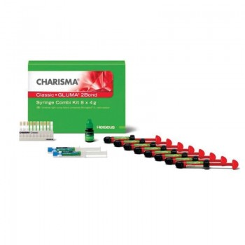 Charisma Combi kit 8 seringi + Bonding
