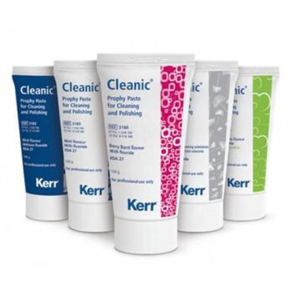 CLEANIC pasta detartraj 100g KERR + 5 inele Cleanic
