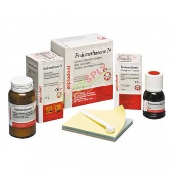 ENDOMETHASONE Kit pudra 14 g+10 ml lichid