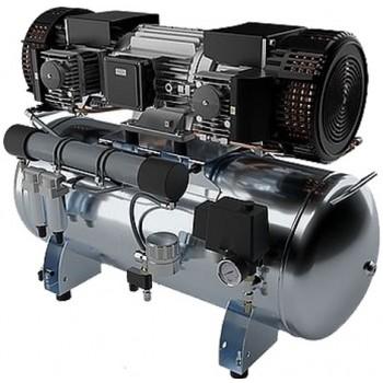 Compresor Clinic Air 6.90 H cu uscator 4-5 Unituri