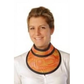 Guler plumbat pentru protectia tiroidei