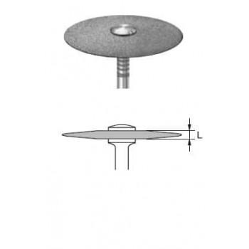 K6974 KOMET disc diamantat pentru ceramica/aliaje metalice