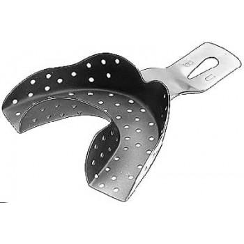 Lingură amprentare perforată mandibulă