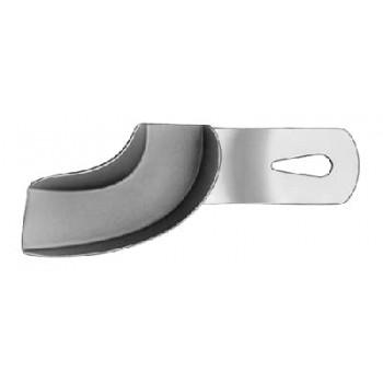 Lingură neperforată pentru amprentare parţială
