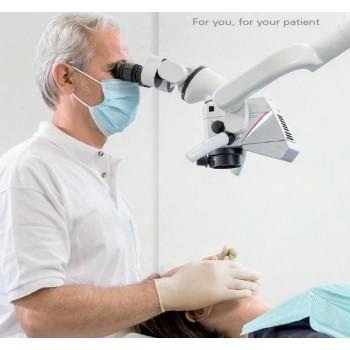 Microscop dentar LEICA M320 High End + MultiFoc + scaun endodontie Coburg Eurolift 11015