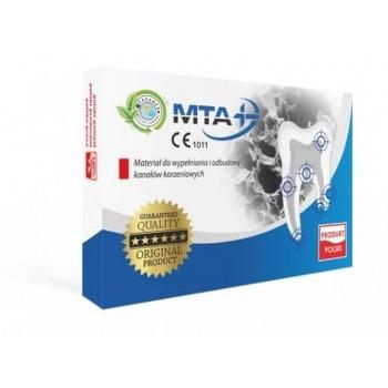MTA+ material pentru umplerea si refacerea canalelor radiculare