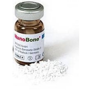 NanoBone - substitut osos granulat 0,6mmx2mm  0,25g/flacon