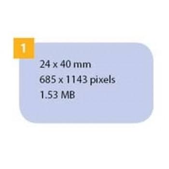 Placa imagine marimea 1 Digora Optime sau Scan Exam