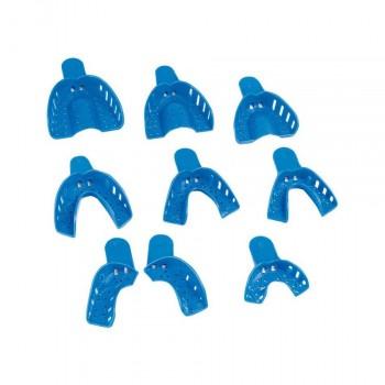 Medibase kit linguri  amprenta din plastic 9 bucati