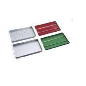 Tavite aluminiu colorate neperforate