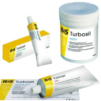 R&S Turbosil kit material de amprenta siliconic de condensare
