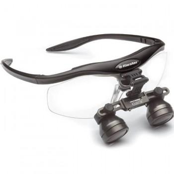 Lupe Supervu Galilean cu ochelari 3x